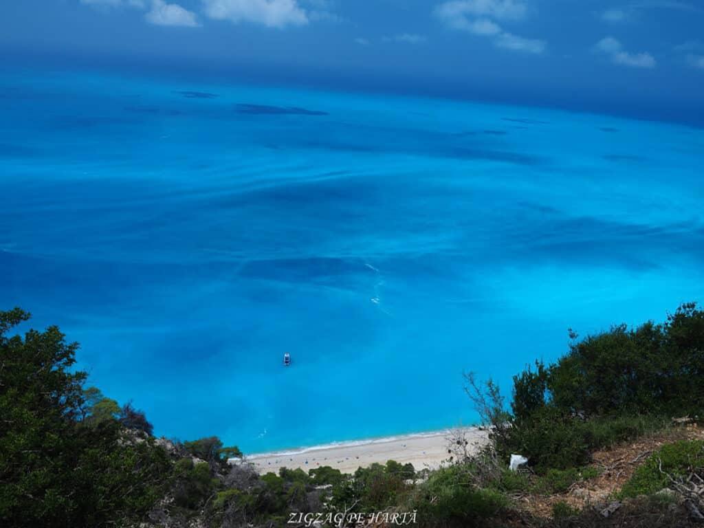 Lefkada și plajele ei minunate - Blog de calatorii - ZIGZAG PE HARTĂ - OI000127