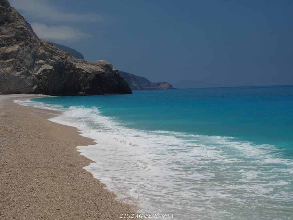 Lefkada și plajele ei minunate - Blog de calatorii - ZIGZAG PE HARTĂ - OI000156