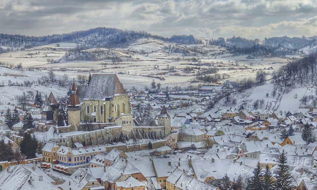 Biserica evanghelică fortificată din Biertan (1490-1524) - Blog de calatorii - ZIGZAG PE HARTĂ - biertan 1