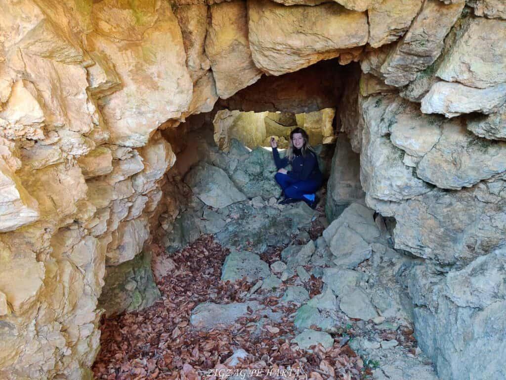 Vârful Berț și vârful Chișberț, traseu pe la minele de fier medievale de la Rimetea - Blog de calatorii - ZIGZAG PE HARTĂ - IMG 20210102 140712