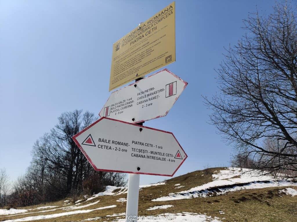 Piatra Cetii 1233m - Blog de calatorii - ZIGZAG PE HARTĂ - IMG 20210327 121035 1