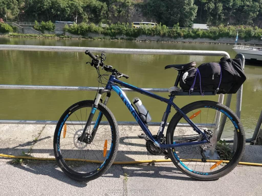Tură cu bicicleta pe malul Dunării, de la Passau la Viena - Blog de calatorii - ZIGZAG PE HARTĂ - IMG 20180528 093121