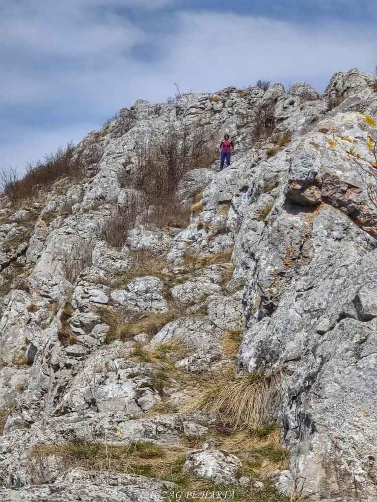 Piatra Craivii, 1083 m - Blog de calatorii - ZIGZAG PE HARTĂ - IMG 20210411 131540 01