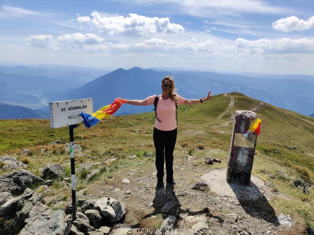 Vârful Giumalău 1858 metri - Blog de calatorii - ZIGZAG PE HARTĂ - IMG 20200806 121214