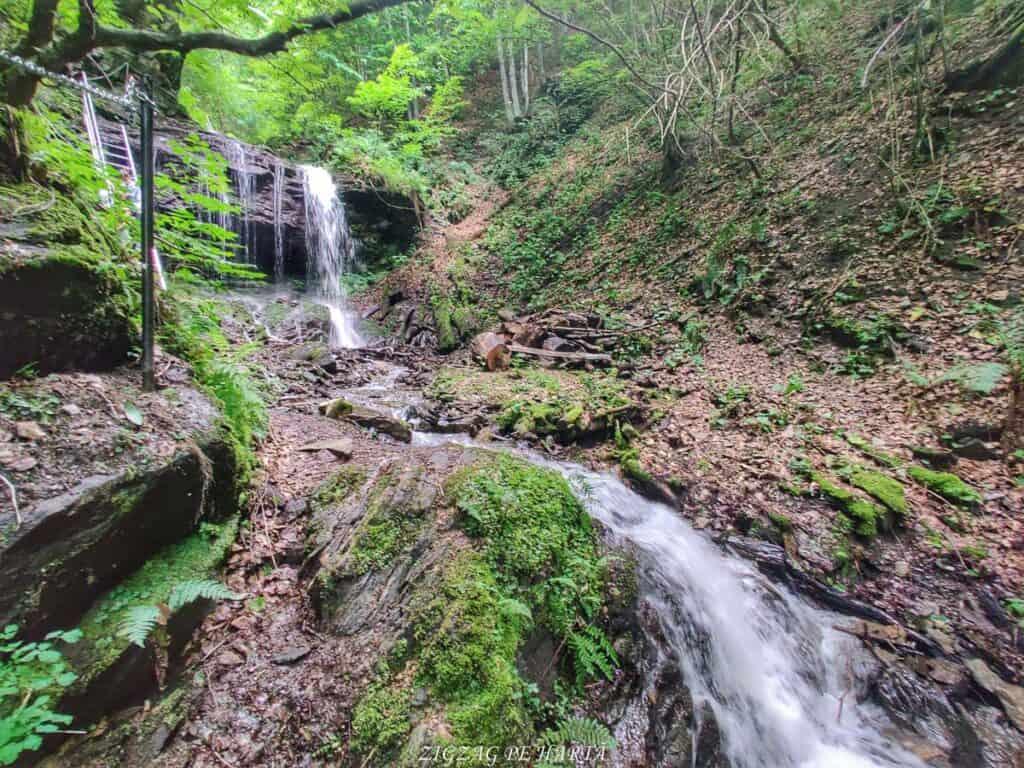 Cascada Cheilor din Valea Cormaia - Blog de calatorii - ZIGZAG PE HARTĂ - IMG 20210627 114505 02