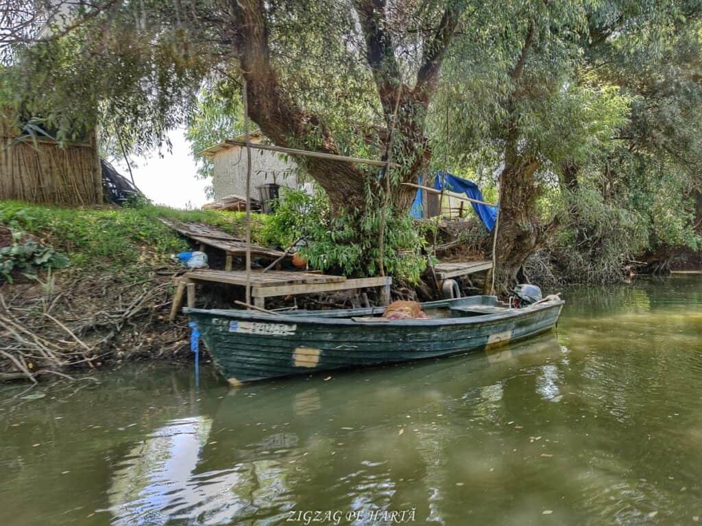 Delta Dunării – plimbare cu barca pe Brațul Sfântul Gheorghe - Blog de calatorii - ZIGZAG PE HARTĂ - IMG 20210722 121717 01
