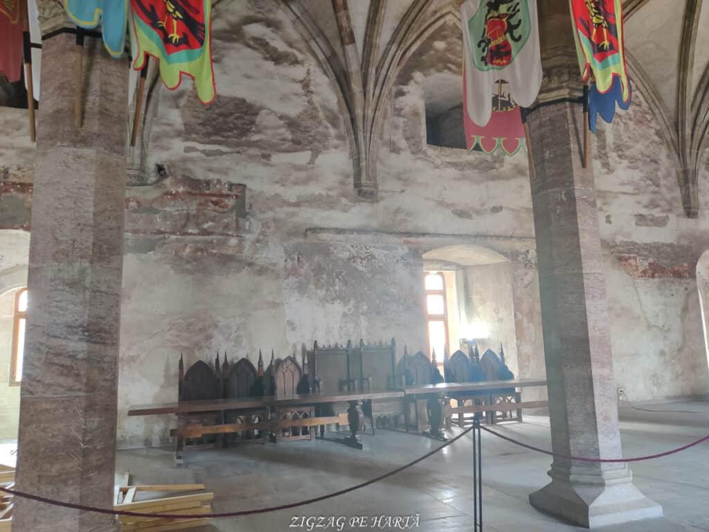 Castelul Corvinilor - Blog de calatorii - ZIGZAG PE HARTĂ - IMG 20210809 151211