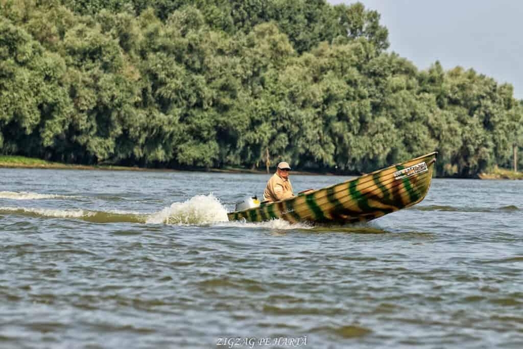 Delta Dunării – plimbare cu barca pe Brațul Sfântul Gheorghe - Blog de calatorii - ZIGZAG PE HARTĂ - IMG 3771