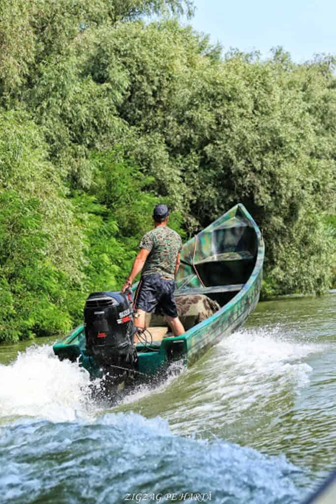 Delta Dunării – plimbare cu barca pe Brațul Sfântul Gheorghe - Blog de calatorii - ZIGZAG PE HARTĂ - IMG 3902